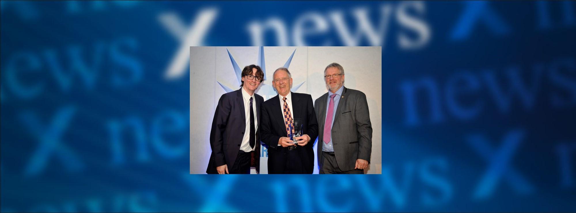 AlanGreen recognised bythe HVAC industry