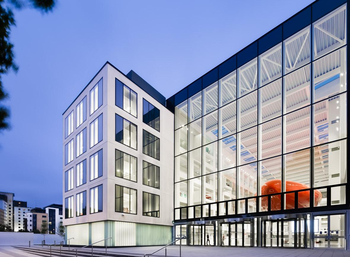 The Spark, Southampton Solent University