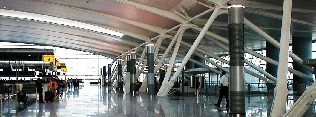 JFK Airport Terminal 4 Install
