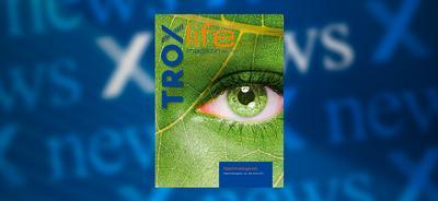 TROX life Nachhaltigkeit - News banner