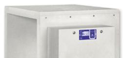 Für maschinelle Entrauchungsanlagen und zur Zuluftnachströmung sowie in NRA-Anlagen
