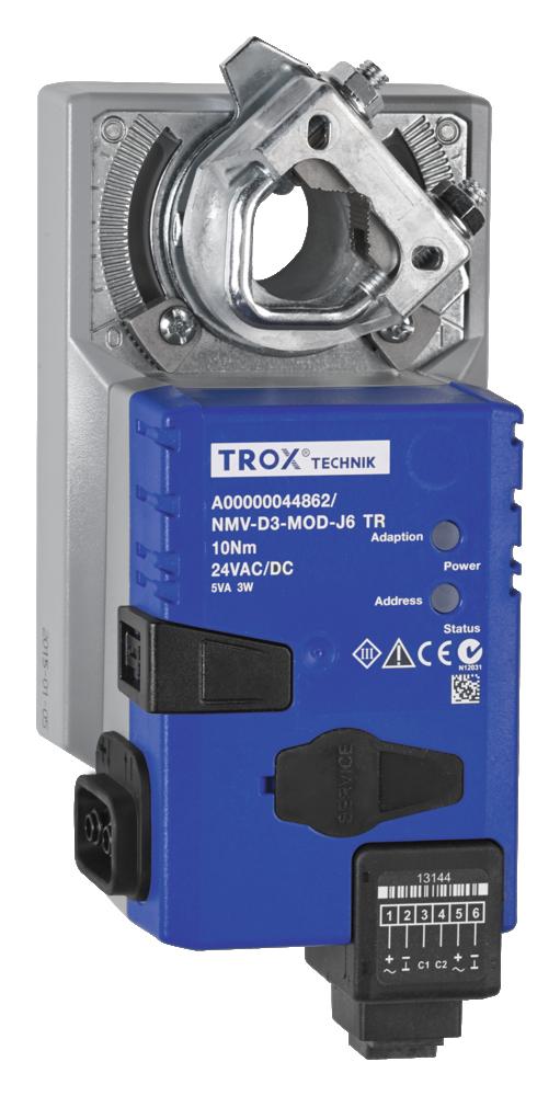 Type Compact, dynamic | TROX GmbH