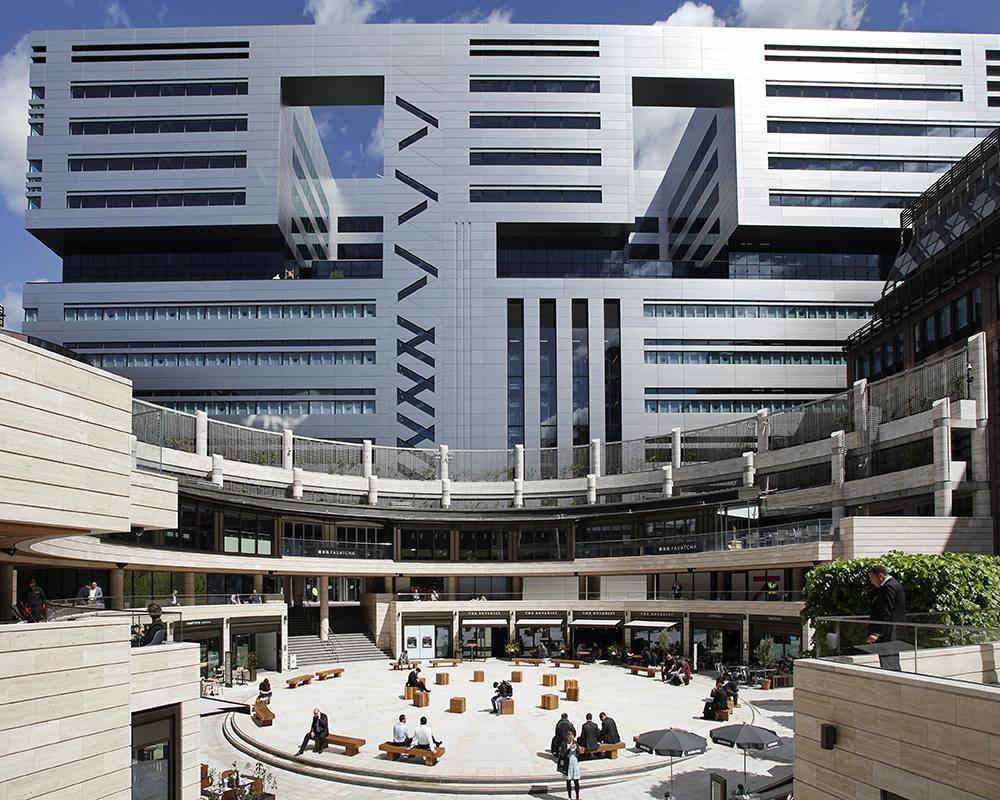 TROX UK MSCB UBS Exterior Image