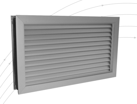 Door Grille. Type AGS-T  sc 1 st  TROX South Africa & Door Grille | TROX South Africa (Pty) Ltd.