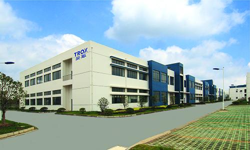 主页 | TROX Asia Pacific Operations (China)  Trox