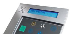 Für EASYLAB Laborabzugsregler oder Raumregler mit Display für Textanzeigen