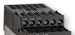 Sicherheitsmonitor zur Überwachung der Datenübertragung und des AS-i Controllers, für sicherheitsgerichtete Anwendungen bis SIL 3 nach IEC/EN 61508, Steuerung von bis zu 4 Entrauchungsklappen