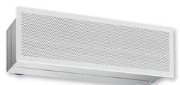 Zintegrowane nawiewniki wyporowe do jednoczesnego nawiewu i wywiewu powietrza, do montażu w ścianach i przegrodach, nawiew w jednym kierunku, do obszarów komfortu.
