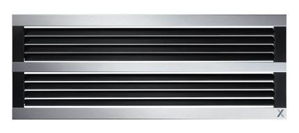 Serie X-GRILLE Cover