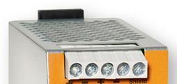 AS-i Systemspannung für Master, Sensoren, Aktoren und Module
